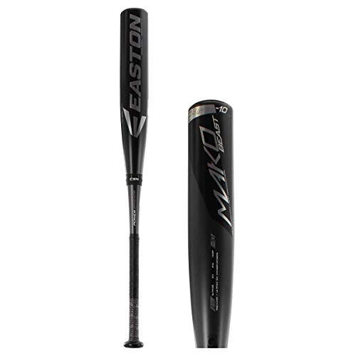 Easton SL17MK10B Mako Beast 2 3/4' 10 Senior League Big Barrel Baseball Bat