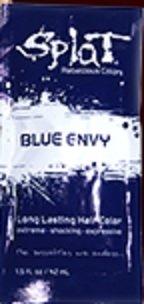 splat hair dye blue envy - 5