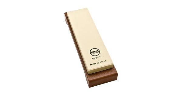 Amazon.com: Afilador de cuchillo japonés King Grit 6000 HT ...