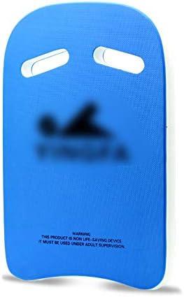 スイムキックボードキッズ大人安全なプールトレーニングエイドフロートボードフォーム、ノンスリップ初心者水泳安全フロート (Color : A)