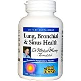 Dr. Murray's Lung, Bronchial & Sinus 90 Tablets (Pack of 2) For Sale