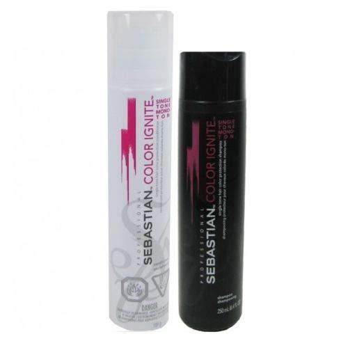 Color Ignite Single Tone Shampoo and Conditioner Duo 8.4/6.66 oz bySebastian