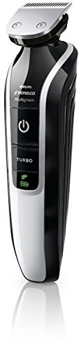 Norelco WATER RESISTANT Cord/Cordless Men's Hair Trimmer For All-In-One FACE & HEAD Styling