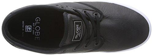 Globe - Zapatillas de skateboarding para hombre Negro (10973 black fg)