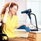 Sammons Preston Hands-Free Hair Dryer Pro Stand 2000