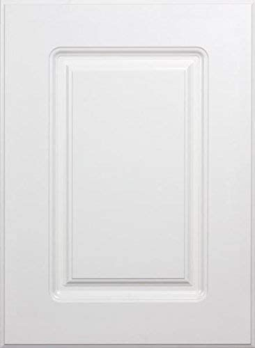 Cabinet Doors N More 10 W X 22 H x 3//4 Replacement White RTF Shaker Recess Panel Cabinet Door for 12 Wide Framed Kitchen Base Cabinet