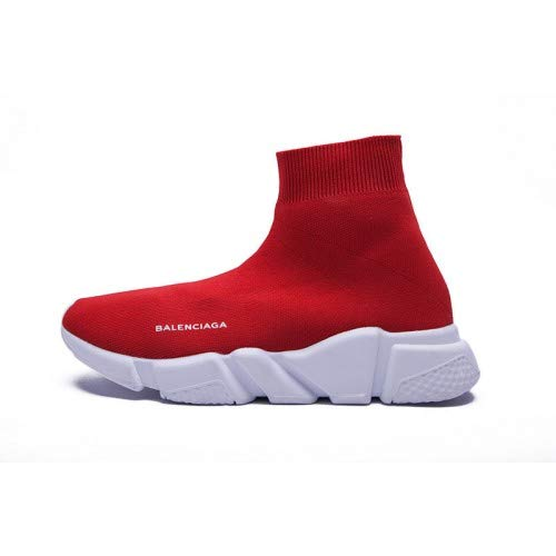 94ac07abafd97 Balenciaga Speed Trainer Red Imported Sneakers for Men (44 EUR)  Buy ...