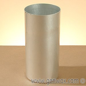 "Candlewic 3"" X 6 1/2"" Round Pillar Candle Mold"
