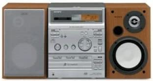 Sony Cmt On Cp300 Compact Stereo System With Cd And Double Auto Reverse Cassette Player Home Cinema Tv Video