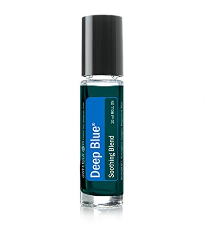 doTERRA - Deep Blue Essential Oil Soothing Blend Roll On - 10 ml