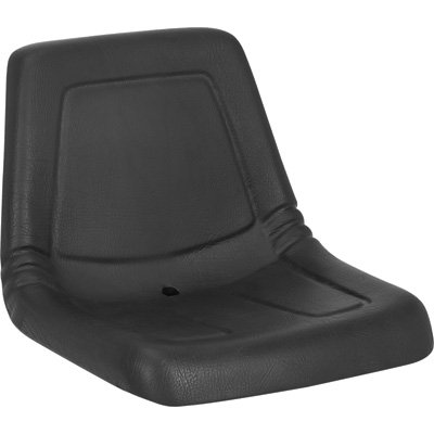 Highback Lawn Seat -Black, Model# 11500BK01UN