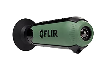 FLIR SCOUT TK Pocket-Sized Monocular Thermal Handheld Camera, 160 x 120 VOx, 20° x 16° FOV, < 9 Hz