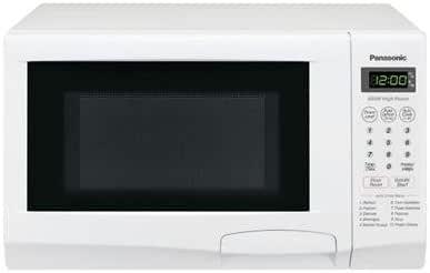 Panasonic Nns335wf 0 8 Cubic Feet Microwave White