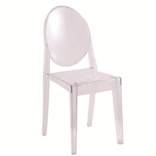Victoria Ghost Chair (1, Clear) - Ghost Victoria