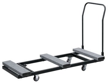 Buffet Enhancements 1BWD130608 Table Dolly for 8' Rectangular Folding Tables