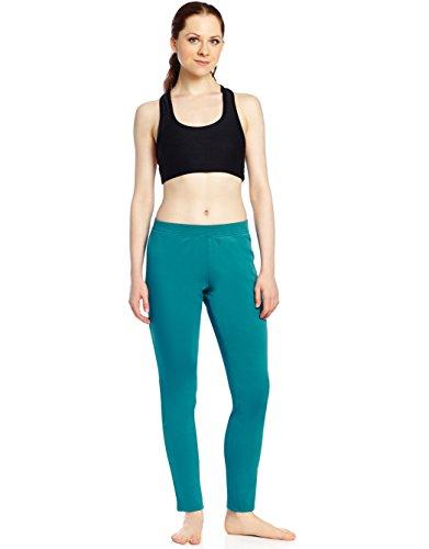 Women Legging 100% Cotton Turquoise ()