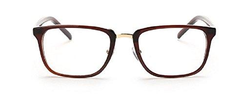 222db803d69ec7 Embryform Fashion lunettes cadre professionnel monture de lunettes Marron
