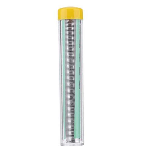 ILLIO 1pc 0.8/1 mm Pure Portable Tin Wire Solder Wire Pen Tube Dispenser Tin Lead Core Soldering Wire Tool Phone Repair Tools NEW PRODUCT ()