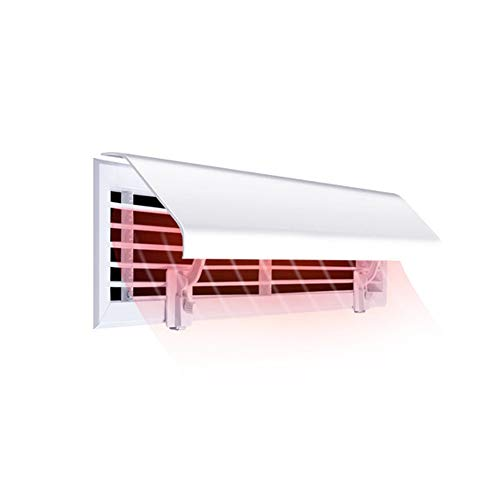 Household appliances Ceiling air Conditioning Deflector, Anti-Cold hot air Blows air to Filter The air Hood, Cooling and Heating Fan Universal air Outlet - Baffle Air Fan