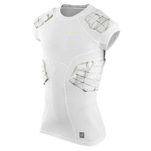 Nike Pro Combat HyperstrongPadded Football Shirt (XX-Large)