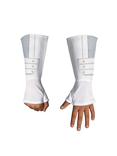 G.i. Joe Retaliation Storm Shadow Child Deluxe Gloves White -
