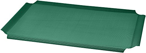 AmazonBasics Elevated Cooling Pet Bed Replacement Cover, M, ()