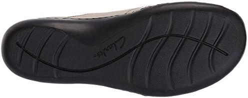 CLARKS Women\'s Ashland Spin Q Slip-On Loafer