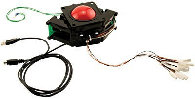 3'' Trackball with USB & PS/2 Interface