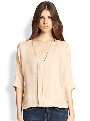 2e3c7e7e44207c Joie Women's Marru Top, Dusty Pink Sand, Medium: Amazon.co.uk: Clothing