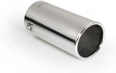 Stainless Steel Exhaust Trim Tailpipe Diameter 35-62 mm Universal Falke AB60054