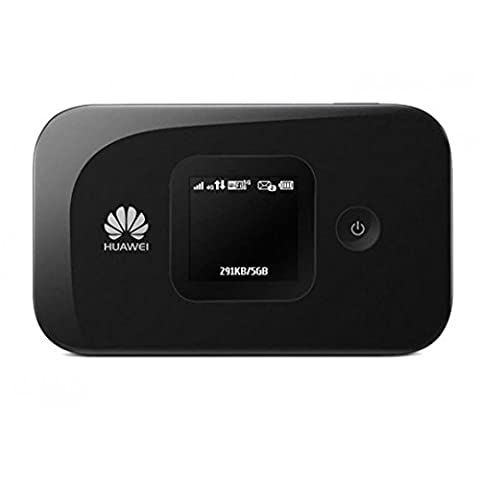 Huawei E5577s-321 150 Mbps 4G LTE Mobile WiFi Hotspot (4G LTE in Europe, Asia, Middle East, Africa & 3G globally, up to 12 hours working time) (Mobile Wifi Huawei 4g)