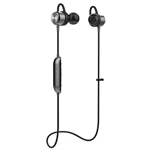 Wireless Headphones,Neckband Bluetooth Headphones,Vigorun In Ear Wireless Earphones V4.1 Magnetic Lightweight Earbuds IPX7 Waterproof HD Stereo Earbuds for Sports CVC 6.0 Noise Cancelling Mic