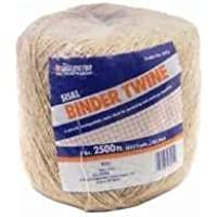 Twine Sisal Binder 2500ft by Tw Evans Cordage
