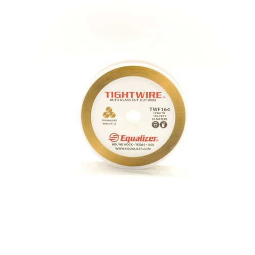 TightWire Auto Glass Cut Out Wire - 164' (Pack of (Cut Out Wire)