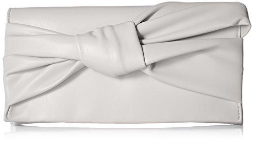 - Max Studio CIRA Linen Bow Clutch