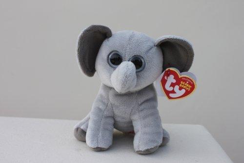 Ty Beanie Babies Little Mac Elephant Bean ()