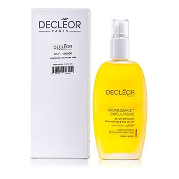 - Decleor Aromessence Circularome Stimulating Body Serum, Salon Size 3.3 Ounce