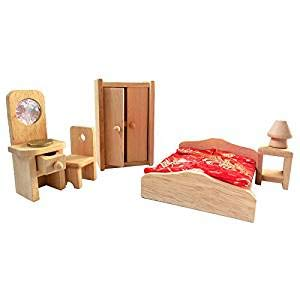Shy shy – Wooden Dollhouse...