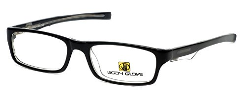 Body Glove Boys Rx-able Eyeglass Frames, Black ()