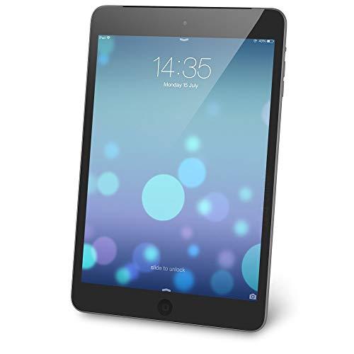Apple iPad Mini 2 with Retina Display - ME277LL/A - (32GB, WiFi, Space Gray) (Renewed) (Iphone Unlock New)