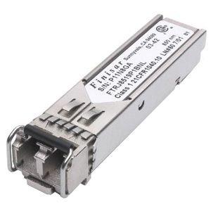 Finisar 1000Base-SX SFP Transceiver Module - For Data Net...