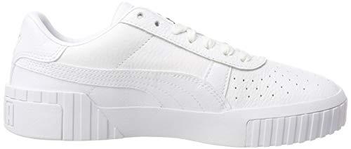 puma Femme White Puma Basses puma Baskets Blanc White Cali Wn's wq6IH8