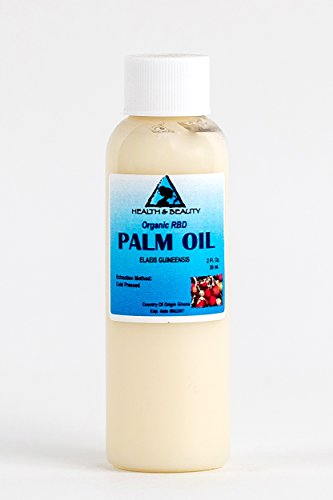 Palm Oil RBD Organic Carrier Cold Pressed Pure 2 oz (2oz Popcorn Machine compare prices)