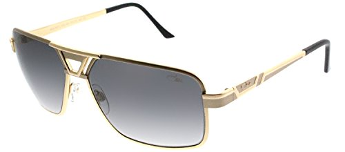 Cazal 9071 Sunglasses 003SG Gold / Grey Gradient Lens 61 - For Cazal Men