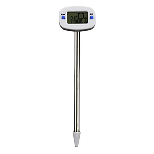 Sunnyys Portable Digital Soil Moisture Meter Moisture Measurement Easy to use