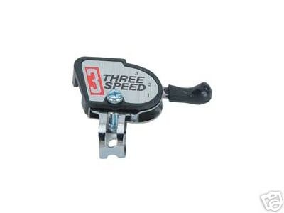 Shifter - Three Speed Trigger Bicycle Shifter - Old Shifters
