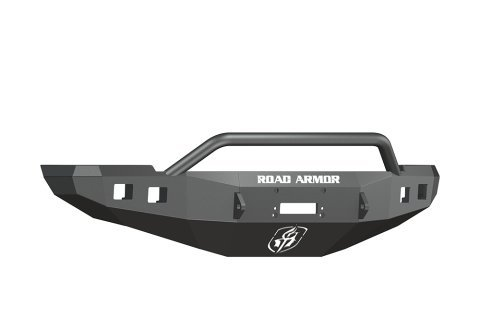 (Road Armor 408R4B Bumper)