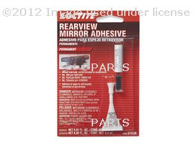 Loctite 37438 Rearview Mirror Adhesive Kit , 0.3 (0.3 Cc Kit)