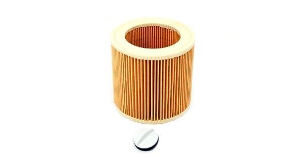 Amazon.com: Karcher Wet & Dry Kar/64145520 – Filtro de ...