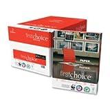 Premium Paper,8-1/2''x11'',24lb,98 GE/114 ISO,500/PK,WE, Sold as 1 Carton
